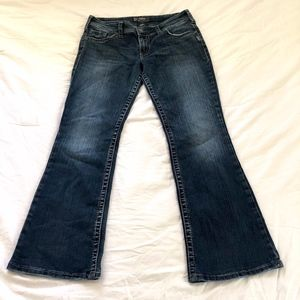 Silver Jeans Co Suki Boot Cut Size 31